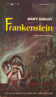 FrankensteinCover